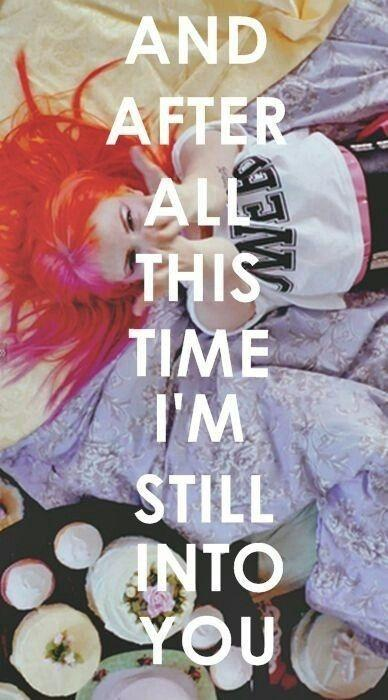 And after all this time I'm still into you Picture Quote #1