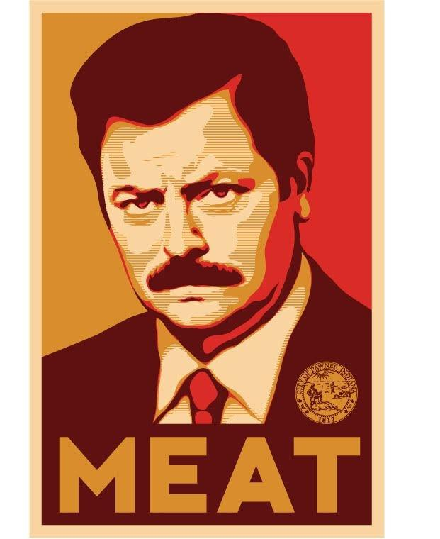 Meat Picture Quote #1