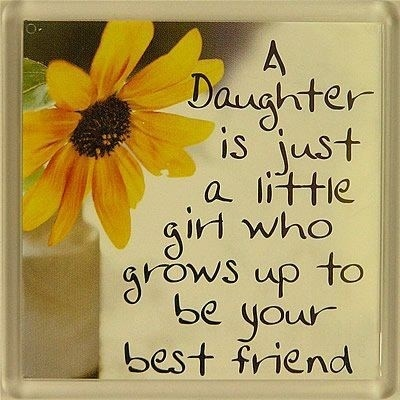 Mom And Daughter Quote Picture Quote #1