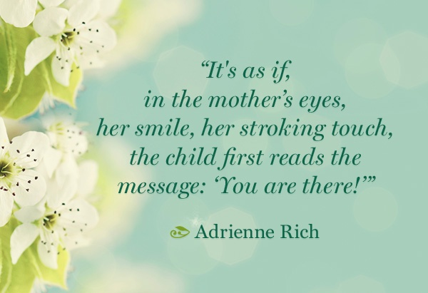 Motherhood Quote Picture Quote #1