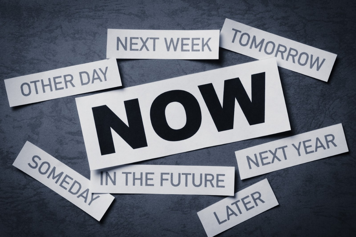 Procrastination Quote Picture Quote #1