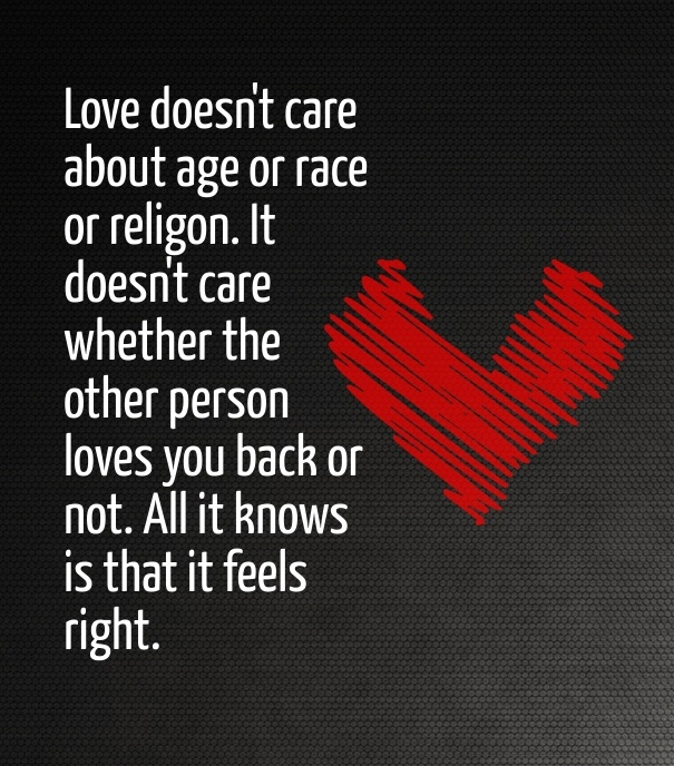Unconditional Love Quote Picture Quote #1