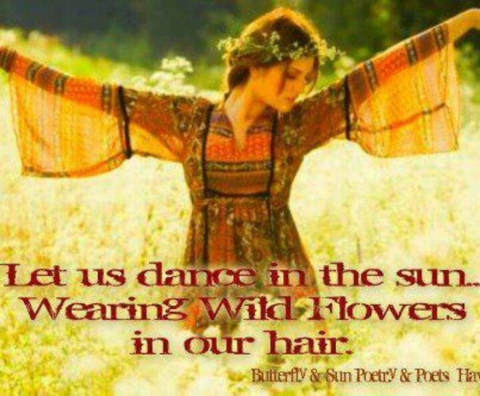 Hippie Quote Picture Quote #1