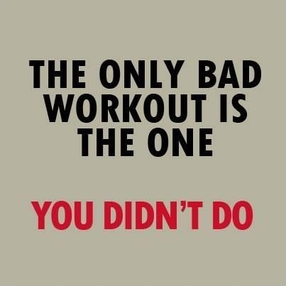 Motivational Workout Quote Picture Quote #1