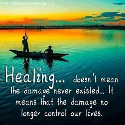 Healing Quote Picture Quote #1