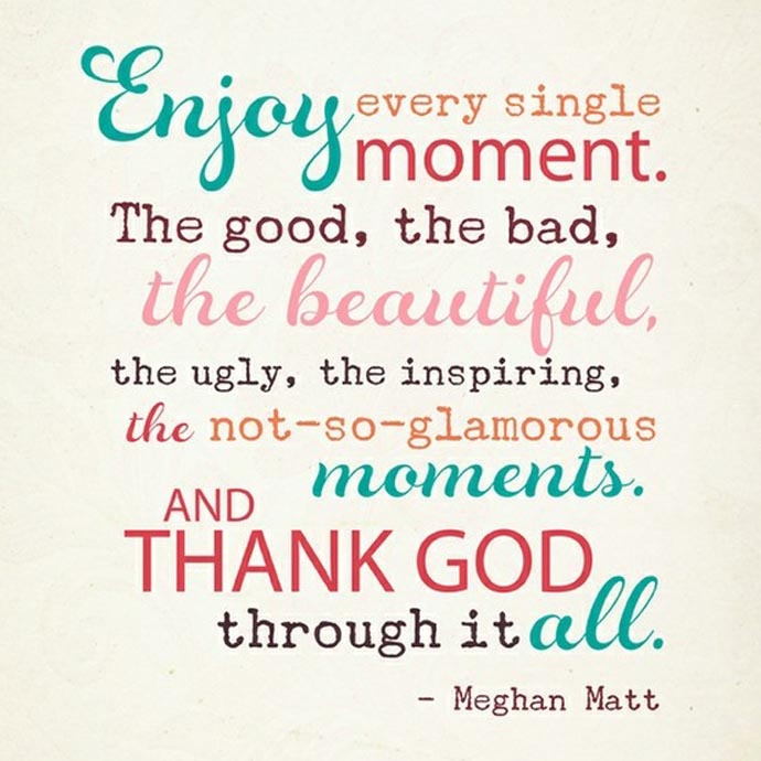 Enjoy Life Quote | Quote Number 549788 | Picture Quotes