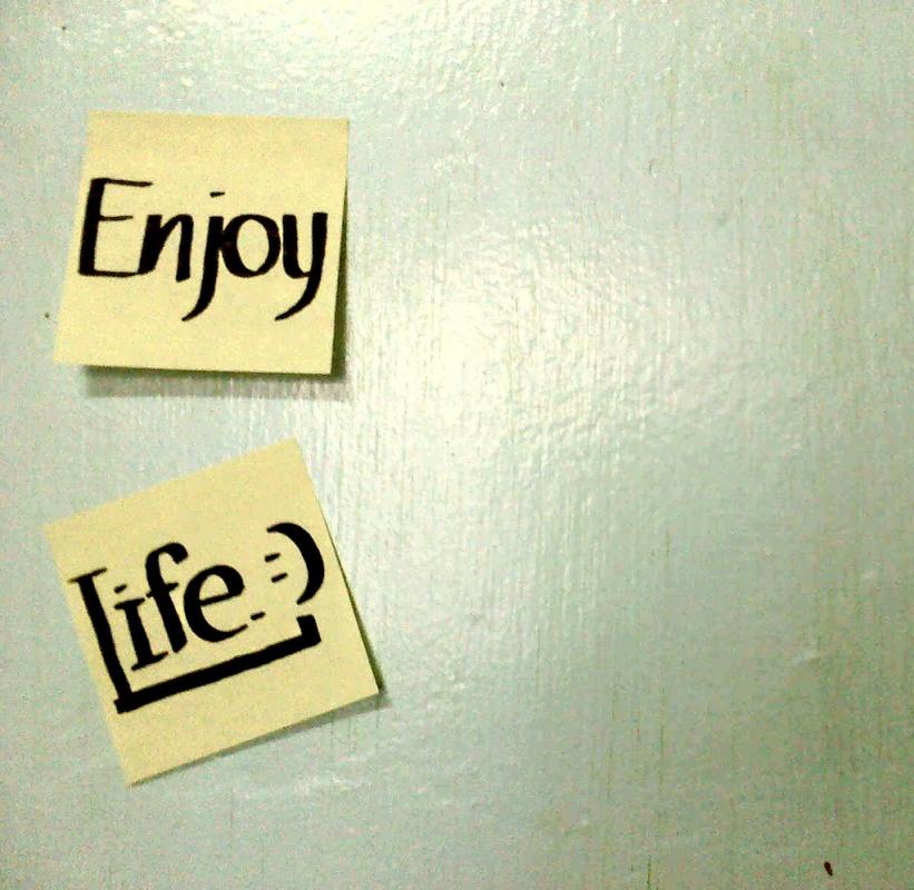 Deep Quotes About Enjoying Life: Enjoying Life Quotes & Sayings