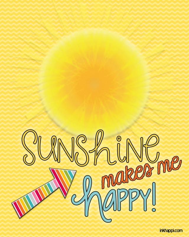 Sunshine Quote Picture Quote #1