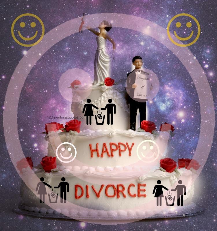 Divorce Quote Picture Quote #1