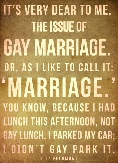 Gay Quote Picture Quote #1