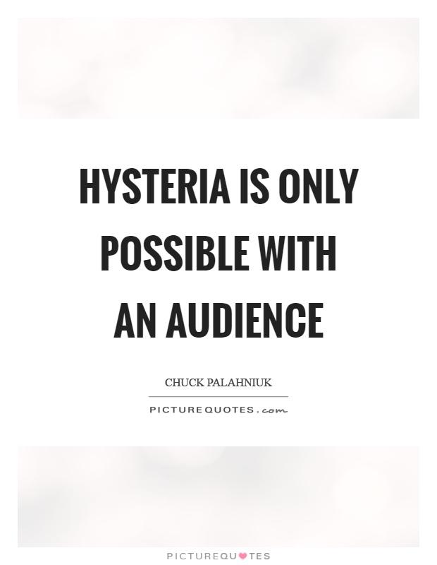 Hysteria - In Hysteria