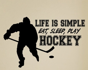 Hockey quotes about The Best