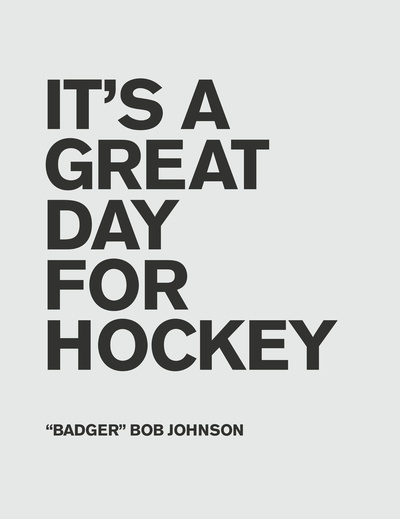 Hockey Quote Picture Quote #1