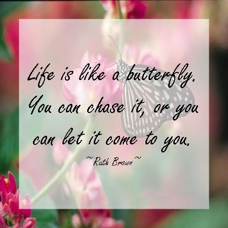 Butterfly Quote Picture Quote #1