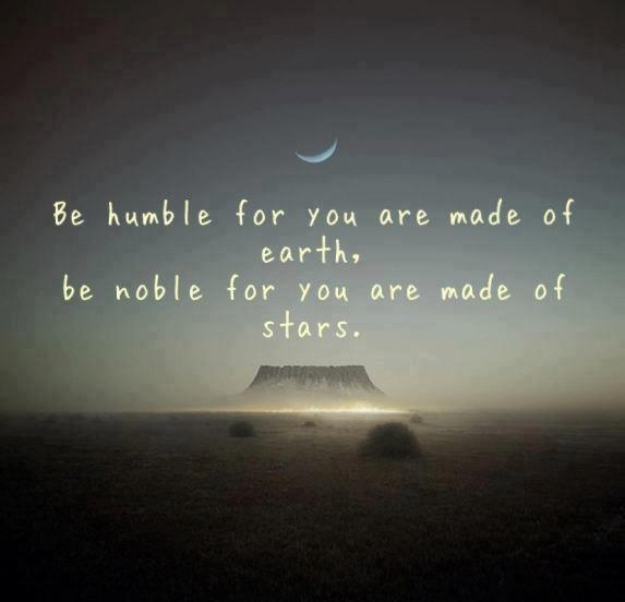 Humble Quote Picture Quote #1