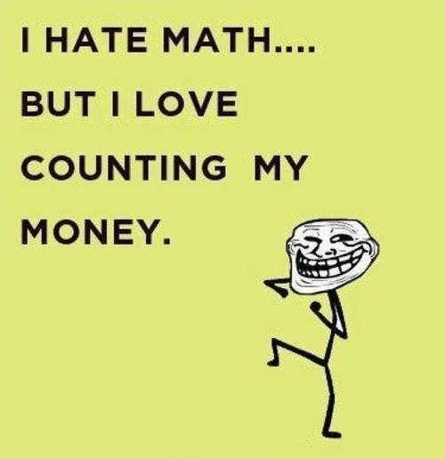 Math Success Quotes: Quote Number 550466