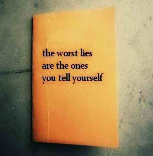 Lies Picture Quotes