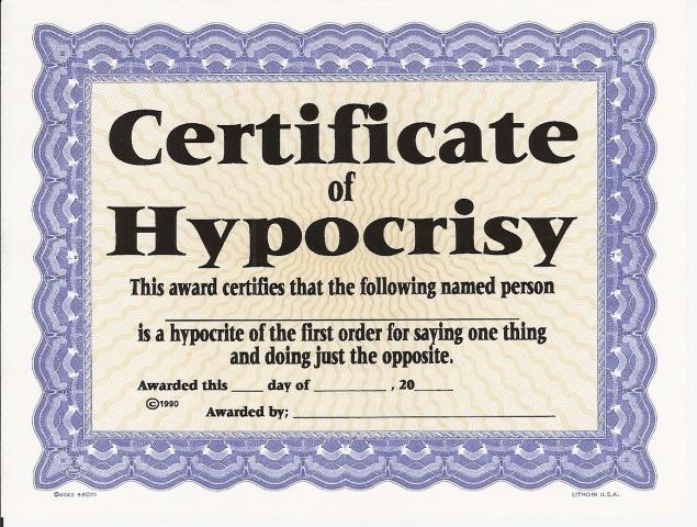 Hypocrite Quotes Impressive Hypocrite Quote Quote Number 48 Picture Quotes