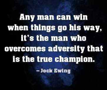 Adversity Quote Picture Quote #1