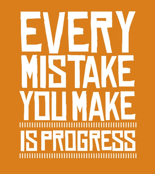 Learning From Mistakes Quotes & Sayings | Learning From ...