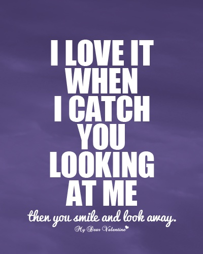 Flirting Quote Picture Quote #1
