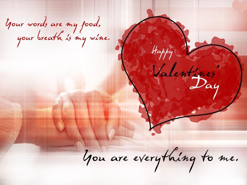 Valentine Day Quote Picture Quote #1