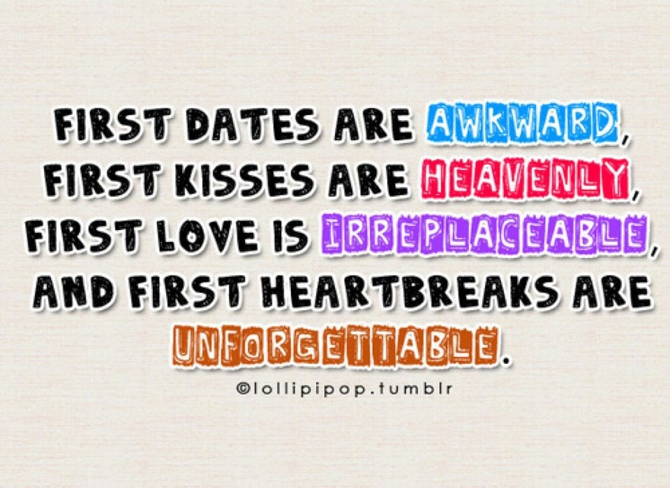 First Love Quote Picture Quote #1