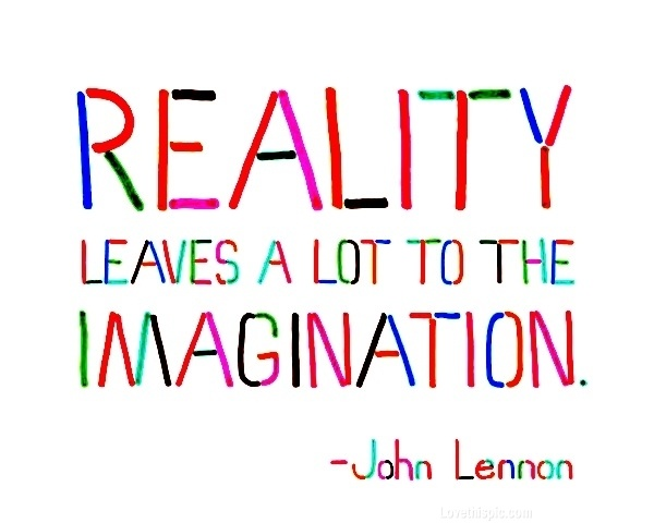 Reality Quote Picture Quote #1