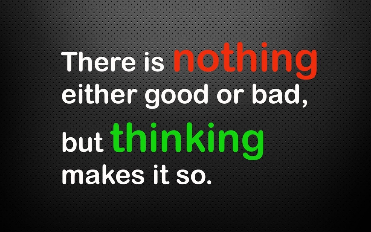 Quotes On Positive Thinking Positive Attitude Quotes & Sayings  Positive Attitude Picture Quotes