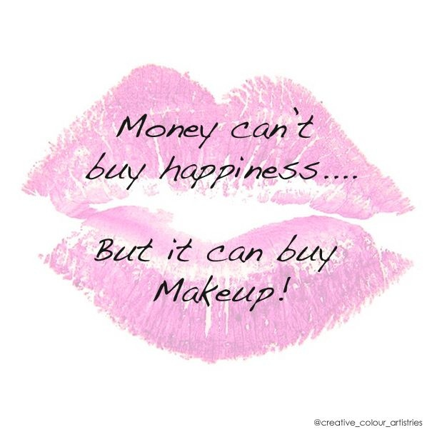 Makeup Quote Picture Quote #1