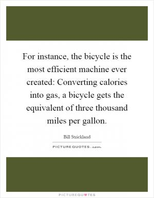 most efficient machine