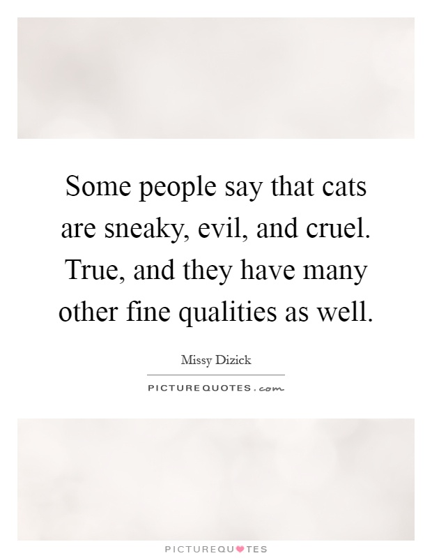 sayings about sneaky people