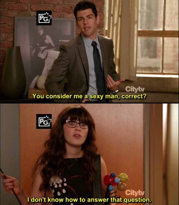 New Girl Quote | Quote Number 551361 | Picture Quotes