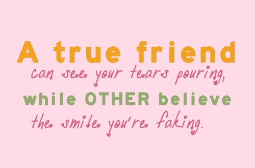 Friends Forever Quote Picture Quote #1