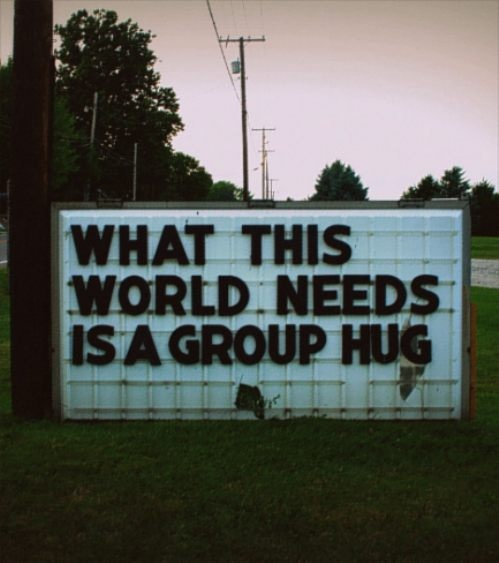 Hug Quote Picture Quote #1
