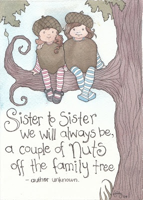 Happy Birthday Sister Quote Picture Quote #1