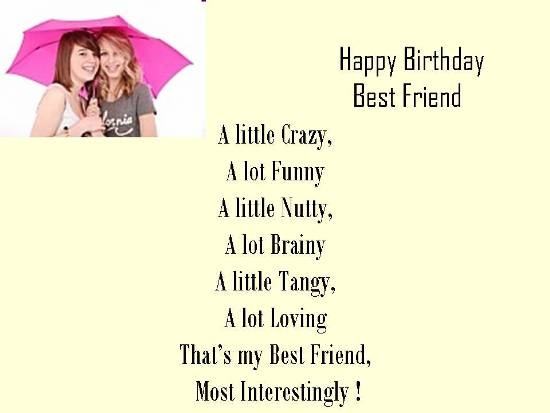 Happy Birthday Quotes For Friends Quote Picture Quote #1