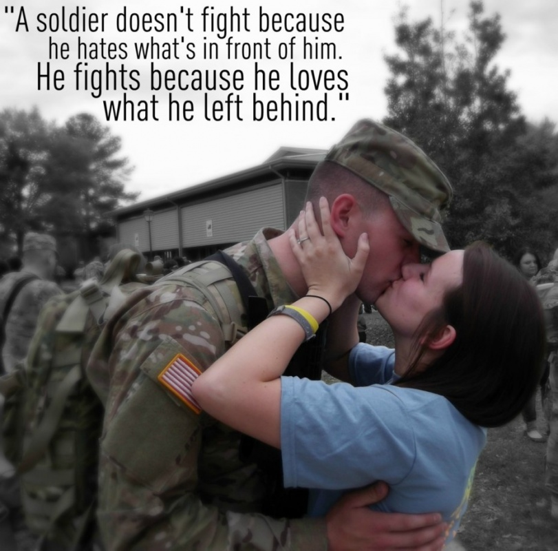 Army Quote Picture Quote #1