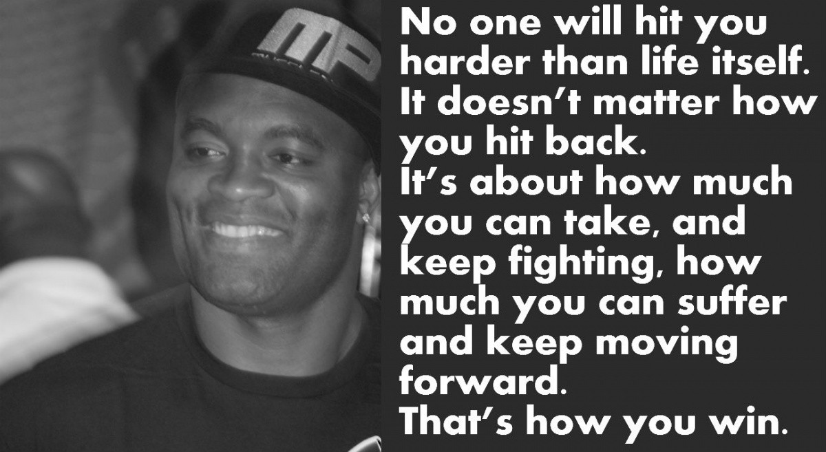 Fighting Quote Picture Quote #1