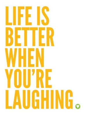 Laugh Quote Picture Quote #1
