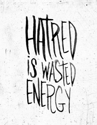 Hatred Quote Picture Quote #1