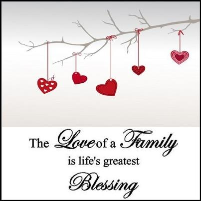 Family Love Quote Picture Quote #1