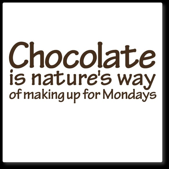 Chocolate Quote Picture Quote #1