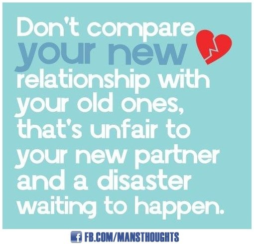 New Relationship Quote Picture Quote #1