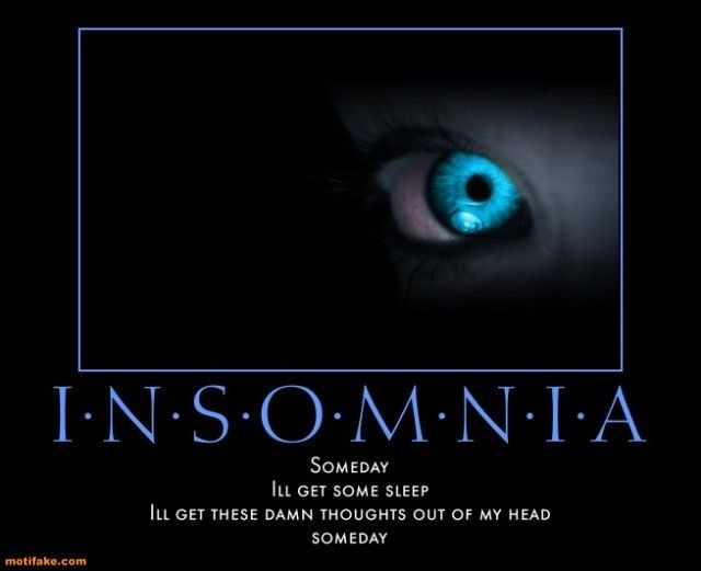 Quotes About Insomnia Magnificent Insomnia Quote  Quote Number 552445  Picture Quotes