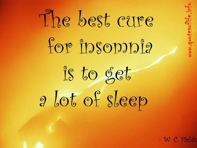 Insomnia Quote Picture Quote #1