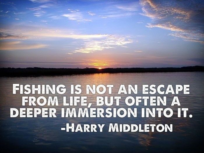 Fishing Quote Picture Quote #1