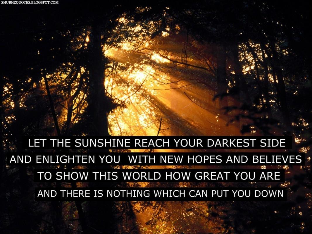 Sun Quote Picture Quote #1