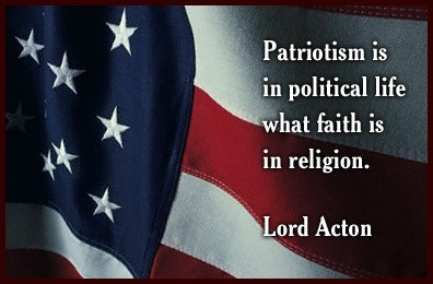 Patriotic Quote Picture Quote #1