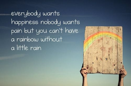 Rainbow Quote Picture Quote #1